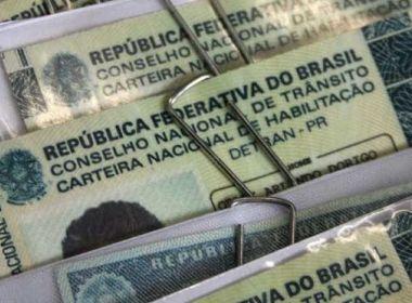 Detran-BA publica portaria que isenta policiais de pagar por renovação de CNH