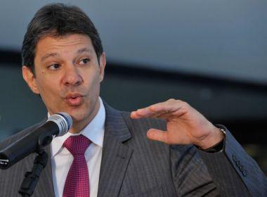 Caso seja eleito, Haddad diz que não dará indulto a Lula