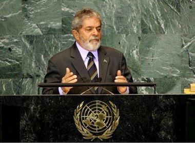 ONU PEDE PARA PT TIRAR MARCA DA ORGANIZAÇÃO DE PROPAGANDAS POLITICAS