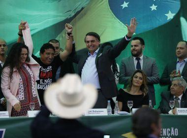 Bolsonaro lidera e Haddad ocupa o segundo lugar em nova pesquisa Ibope