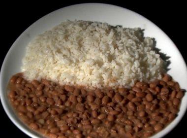 Arroz e feijão são os alimentos mais desperdiçados no Brasil, aponta pesquisa
