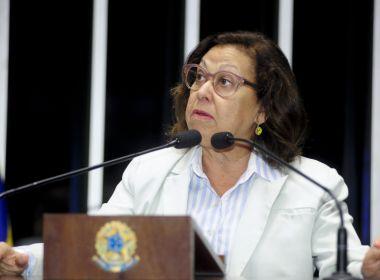 Fora da disputa pelo Senado, Lídice ganha carta de apoio de Lula para candidatura à Câmara