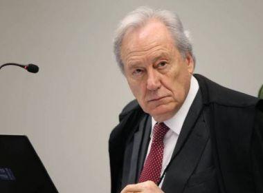 Lewandowski libera para julgamento de recurso de Lula que tenta reverter decisão do STF