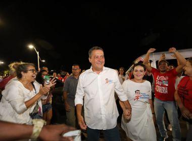 Rui Costa evita ataques após reeleição: 'Podem esperar muita humildade, muito trabalho'