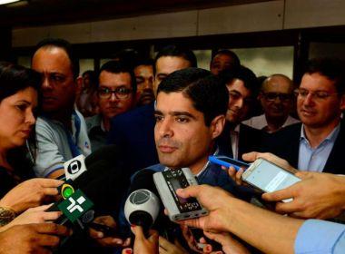 Neto cancela coletiva sobre eleições e vai a reunião que define apoio do DEM no 2ª turno