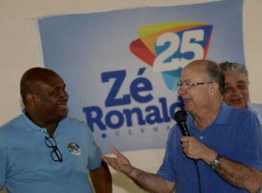 Irmão Lázaro defende candidatura de Zé Ronaldo ao governo em 2022: 'Ideia boa'