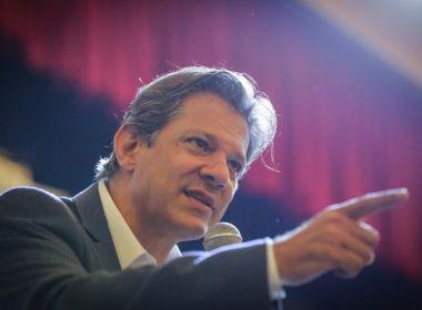 Haddad diz que Bolsonaro 'humilhou' beneficiários do Bolsa Família