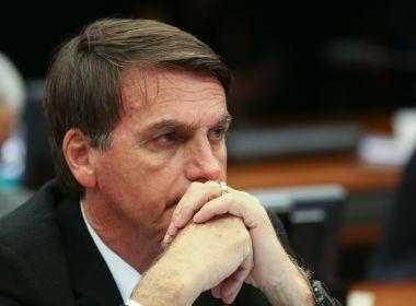 Bolsonaro diz estar 'com a mão na faixa' e que Haddad não vai tirar dele 18 milhões de votos