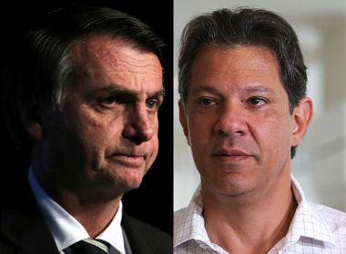 Bolsonaro pediu 'de viva voz' doações ilegais para WhatsApp, acusa Haddad