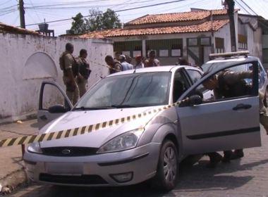 Motorista de Uber é assassinado a tiros em Feira de Santana