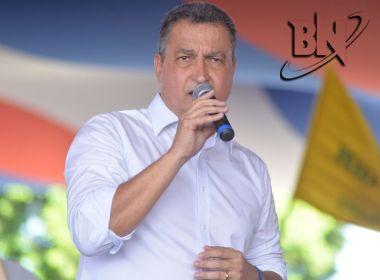 Rui Costa rebate comentário de Bolsonaro: 'Respeite os baianos, candidato'
