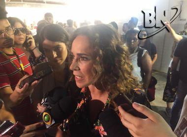 Daniela Mercury diz que artistas não se deram conta da necessidade de se manifestar