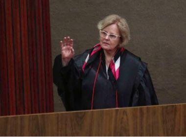 STF analisará se Bolsonaro, sendo réu, pode assumir presidência, diz Rosa Weber