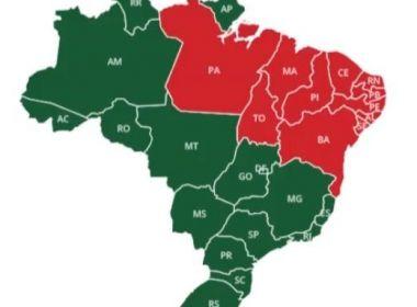 Bolsonaro conquistou maioria em quatro estados que favoreciam PT desde 2002