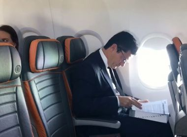 Moro aceita convite de Bolsonaro para ser ministro da Justiça, diz jornal