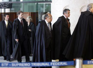 SENADO APROVA REAJUSTE DE SALÁRIO DOS MINISTROS DO STF