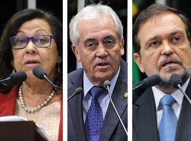Otto e Pinheiro votam pelo aumento de salário dos ministros do STF; Lídice vota 'não'