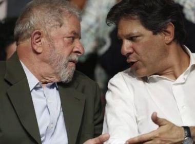 Haddad combinou com Lula que não vai assumir cargos no PT, diz coluna