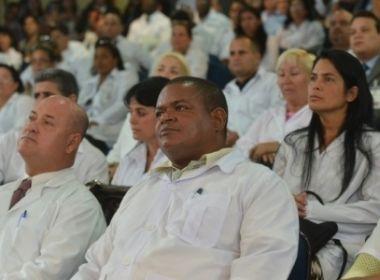 Bahia é o 2° estado que mais perderá médicos cubanos do Mais Médicos