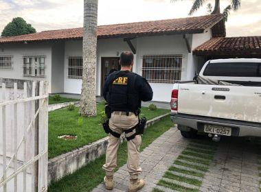 PRF deflagra operação na Bahia para investigar fraudes em dados de dados junto ao Detran