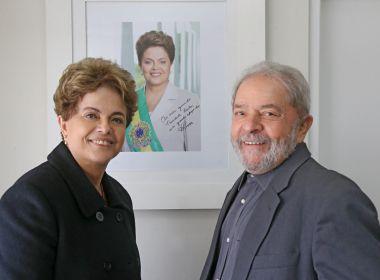Ex-presidentes Lula e Dilma viram réus após Justiça Federal do DF aceitar denúncia