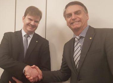 Bolsonaro anuncia Gustavo Canuto para Ministério do Desenvolvimento Regional