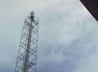 Sedur notifica Tim para remoção de segunda torre clandestina em menos de 15 dias