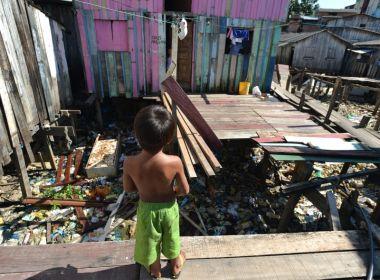 IBGE aponta que Brasil tem 5,2 mi de crianças na extrema pobreza e 18,2 mi na pobreza