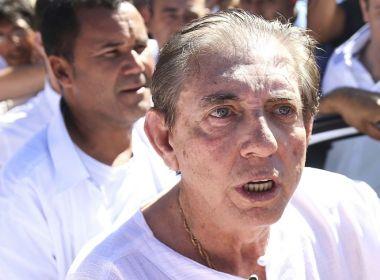 JOÃO DE DEUS INDICIADO PELA POLÍCIA CIVIL