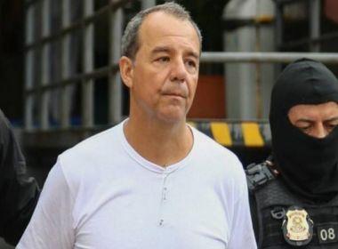 Sérgio Cabral inicia negociação sobre delação premiada, diz coluna