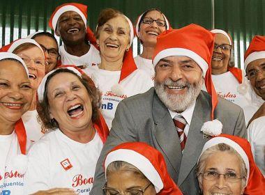 Lula lembra perseguição a Jesus e pede à militância que não tema 'valentões'