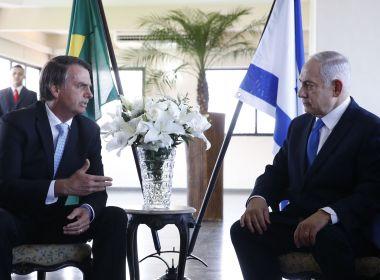 'Israel é a Terra Prometida, e Brasil é a terra da promessa', diz Netanyahu no Rio