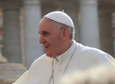 Papa Francisco pede 'olhar materno' no Ano Novo