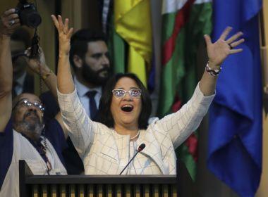 'Estado é laico, mas esta ministra é terrivelmente cristã', afirma Damares Alves