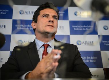 Após ordem de Bolsonaro, Polícia Federal vai ampliar segurança de Sergio Moro