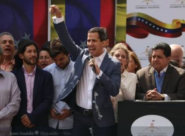 Presidente do congresso quer assumir Executivo e convocar eleição na Venezuela