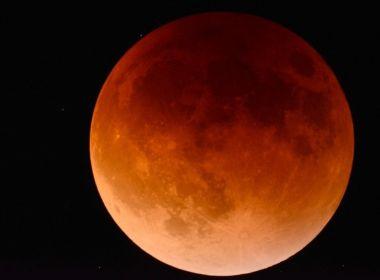 Último eclipse lunar total até 2021 poderá ser visto no Brasil nesta madrugada