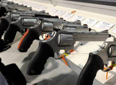 Após Previdência, bancada da bala quer votar projeto que facilita porte de arma