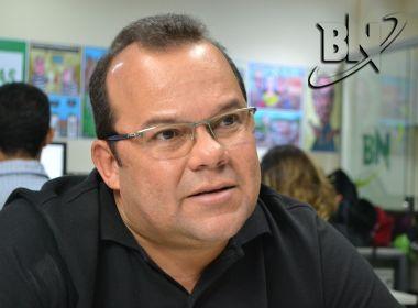 Geraldo Jr. deseja ser o candidato de Rui e de ACM Neto à prefeitura de Salvador