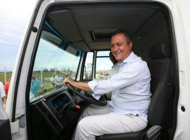 Rui muda padronização de carros e autoridades em viagem terão caminhonetes 4x4