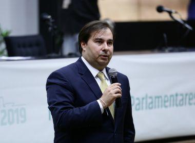 Renúncia de Jean Wyllys é uma 'sinalização perigosa para a democracia', diz Rodrigo Maia