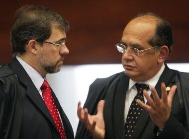 Toffoli pede apuração de relatório da Receita Federal que cita Gilmar Mendes