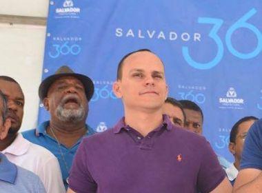 'PSL na Bahia vai unir força com DEM para derrubar o PT', diz secretário Alberto Pimentel
