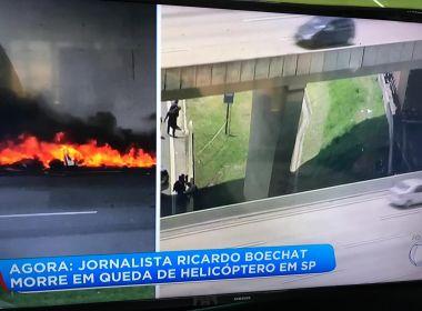 BandNews FM suspende transmissão temporariamente após morte de Boechat