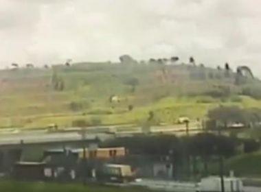 Vídeo mostra acidente com helicóptero que matou jornalista Ricardo Boechat