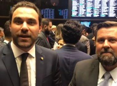 Estreante, Adolfo Viana é escolhido vice-líder do PSDB na Câmara dos Deputados
