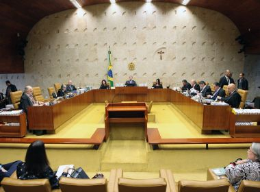 Quatro ministros do STF votam por enquadrar homofobia como crime de racismo