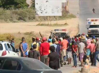 'Cenário de guerra', diz diretor de hospital sobre fronteira entre Brasil e Venezuela