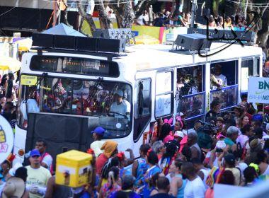 Circuito Osmar : Saulo fernandes arrastou a galera e fez a festa no circuito osmar