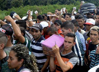 Com fronteira fechada há 17 dias, venezuelanos entram no Brasil de forma clandestina